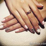 Фото Мехенди на ногтях от 04.08.2018 №167 - Mehendi on the nails - tatufoto.com