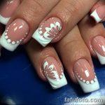 Фото Мехенди на ногтях от 04.08.2018 №170 - Mehendi on the nails - tatufoto.com