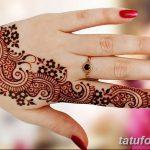 Фото Мехенди на ногтях от 04.08.2018 №175 - Mehendi on the nails - tatufoto.com