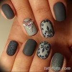 Фото Мехенди на ногтях от 04.08.2018 №183 - Mehendi on the nails - tatufoto.com