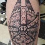 Фото Современные тату 23.08.2018 №011 - Modern Tattoos - tatufoto.com