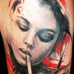 Фото Современные тату 23.08.2018 №012 - Modern Tattoos - tatufoto.com