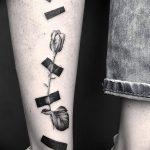 Фото Современные тату 23.08.2018 №034 - Modern Tattoos - tatufoto.com