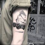 Фото Современные тату 23.08.2018 №035 - Modern Tattoos - tatufoto.com