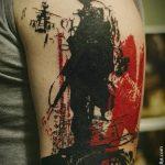 Фото Современные тату 23.08.2018 №036 - Modern Tattoos - tatufoto.com