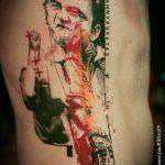 Фото Современные тату 23.08.2018 №045 - Modern Tattoos - tatufoto.com