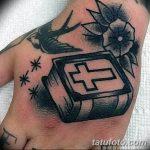 Фото Современные тату 23.08.2018 №070 - Modern Tattoos - tatufoto.com