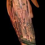 Фото Современные тату 23.08.2018 №079 - Modern Tattoos - tatufoto.com