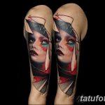 Фото Современные тату 23.08.2018 №092 - Modern Tattoos - tatufoto.com