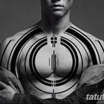 Фото Современные тату 23.08.2018 №104 - Modern Tattoos - tatufoto.com
