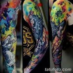 Фото Современные тату 23.08.2018 №115 - Modern Tattoos - tatufoto.com