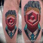 Фото Современные тату 23.08.2018 №117 - Modern Tattoos - tatufoto.com