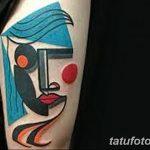 Фото Современные тату 23.08.2018 №120 - Modern Tattoos - tatufoto.com