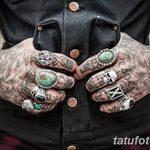 Фото Современные тату 23.08.2018 №122 - Modern Tattoos - tatufoto.com