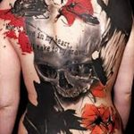 Фото Современные тату 23.08.2018 №139 - Modern Tattoos - tatufoto.com