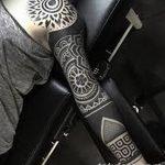 Фото Современные тату 23.08.2018 №143 - Modern Tattoos - tatufoto.com