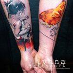 Фото Современные тату 23.08.2018 №155 - Modern Tattoos - tatufoto.com