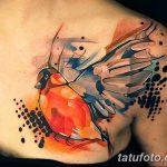 Фото Современные тату 23.08.2018 №156 - Modern Tattoos - tatufoto.com