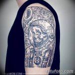 Фото Современные тату 23.08.2018 №164 - Modern Tattoos - tatufoto.com