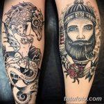 Фото Современные тату 23.08.2018 №167 - Modern Tattoos - tatufoto.com