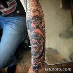 Фото Современные тату 23.08.2018 №178 - Modern Tattoos - tatufoto.com