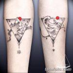 Фото Современные тату 23.08.2018 №181 - Modern Tattoos - tatufoto.com