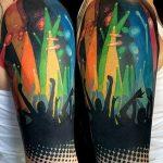 Фото Современные тату 23.08.2018 №184 - Modern Tattoos - tatufoto.com