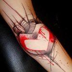 Фото Современные тату 23.08.2018 №186 - Modern Tattoos - tatufoto.com