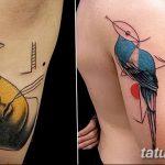 Фото Современные тату 23.08.2018 №191 - Modern Tattoos - tatufoto.com