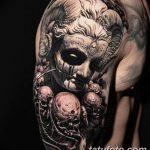 Фото Современные тату 23.08.2018 №198 - Modern Tattoos - tatufoto.com