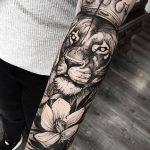 Фото Современные тату 23.08.2018 №200 - Modern Tattoos - tatufoto.com