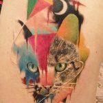 Фото Современные тату 23.08.2018 №227 - Modern Tattoos - tatufoto.com