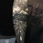 Фото Современные тату 23.08.2018 №231 - Modern Tattoos - tatufoto.com