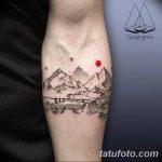 Фото Современные тату 23.08.2018 №241 - Modern Tattoos - tatufoto.com