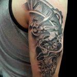 Фото Современные тату 23.08.2018 №245 - Modern Tattoos - tatufoto.com