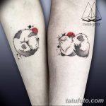 Фото Современные тату 23.08.2018 №251 - Modern Tattoos - tatufoto.com