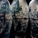 Фото Современные тату 23.08.2018 №253 - Modern Tattoos - tatufoto.com