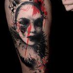 Фото Современные тату 23.08.2018 №259 - Modern Tattoos - tatufoto.com