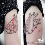 Фото Современные тату 23.08.2018 №261 - Modern Tattoos - tatufoto.com
