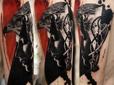 Фото Современные тату 23.08.2018 №262 - Modern Tattoos - tatufoto.com