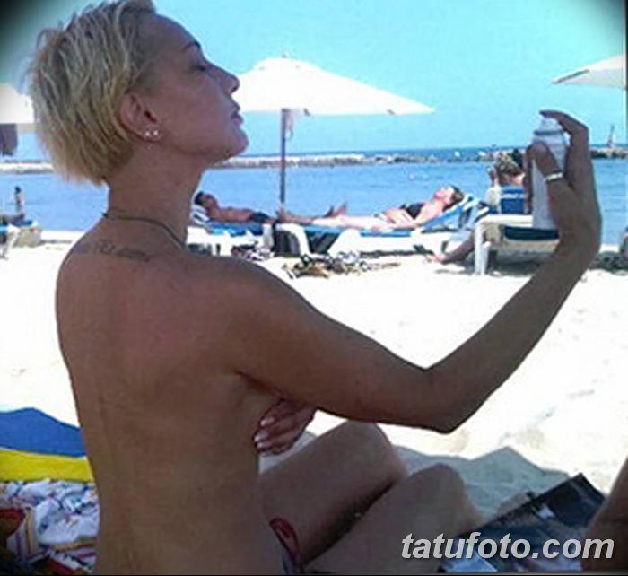 Фото Тату Леры Кудрявцевой 25.08.2018 №009 - Tattoo of Lera Kudryavtseva - tatufoto.com