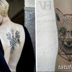 Фото Тату лайнворк от 17.08.2018 №002 - tattoo laynvork - tatufoto.com
