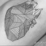 Фото Тату лайнворк от 17.08.2018 №004 - tattoo laynvork - tatufoto.com