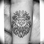 Фото Тату лайнворк от 17.08.2018 №009 - tattoo laynvork - tatufoto.com