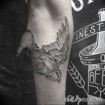 Фото Тату лайнворк от 17.08.2018 №010 - tattoo laynvork - tatufoto.com