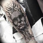 Фото Тату лайнворк от 17.08.2018 №013 - tattoo laynvork - tatufoto.com