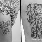 Фото Тату лайнворк от 17.08.2018 №020 - tattoo laynvork - tatufoto.com
