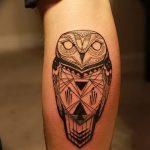 Фото Тату лайнворк от 17.08.2018 №022 - tattoo laynvork - tatufoto.com