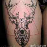 Фото Тату лайнворк от 17.08.2018 №029 - tattoo laynvork - tatufoto.com