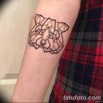 Фото Тату лайнворк от 17.08.2018 №033 - tattoo laynvork - tatufoto.com